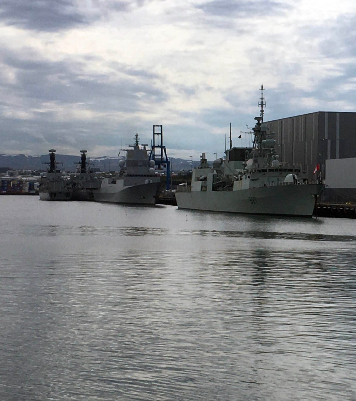 Royal Navy joins major NATO sub-hunt exercise in Iceland