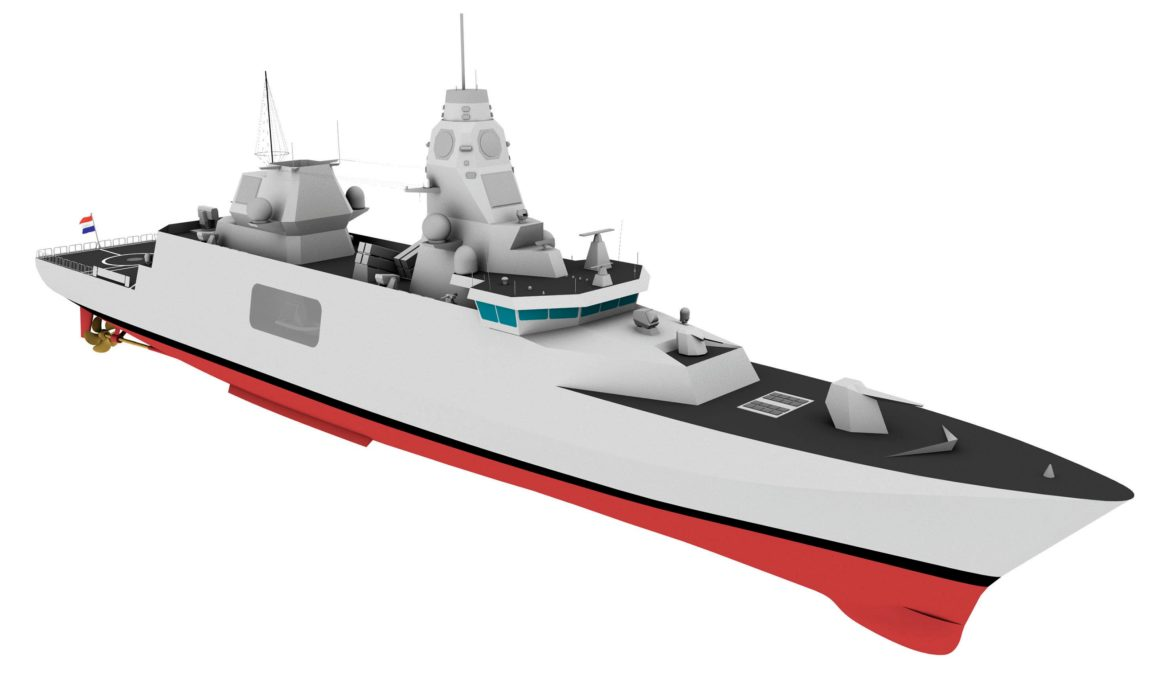 Dutch-Belgian M-frigate replacement delayed as research phase is completed