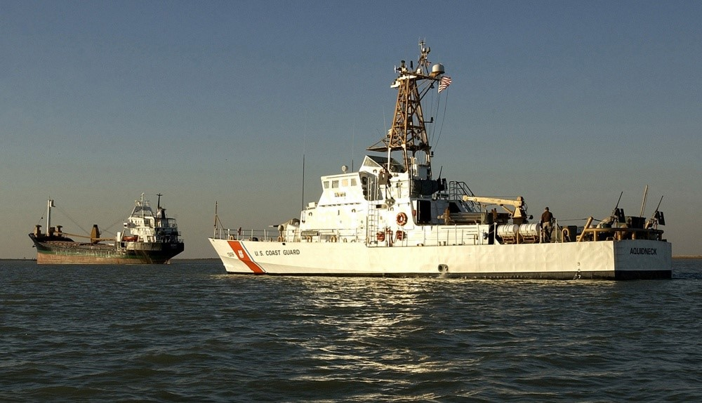 Cameroon to receive ex-US Island Class patrol boats
