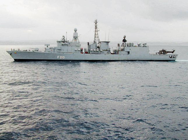 Indonesia eyes German warship for Interim Readiness Frigate requirement