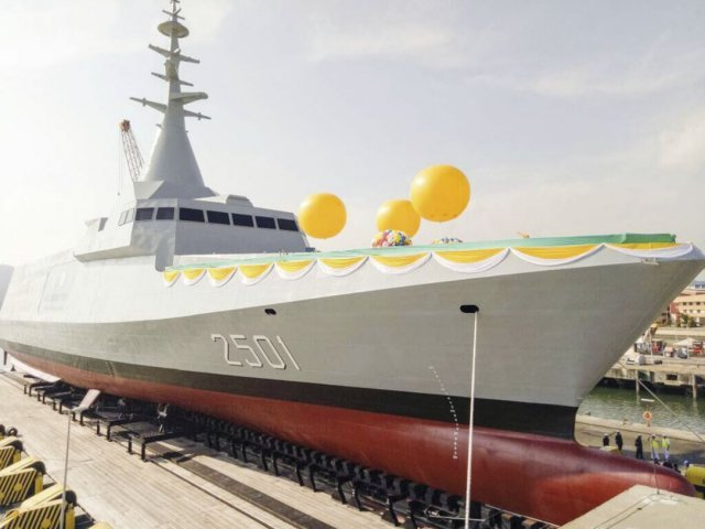Malaysia's Auditor-General flags out inconsistencies in littoral combat ship programme