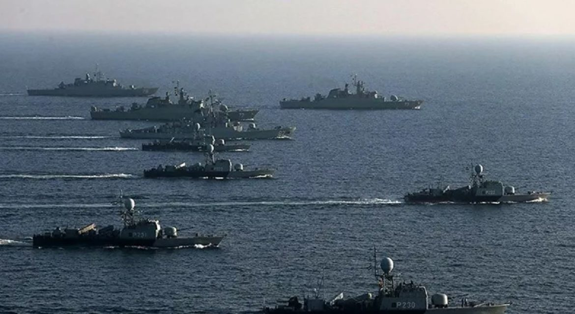 Iran Building Drone and Missile-Carrying, Electronic Warfare Capable Warship, Commander Reveals