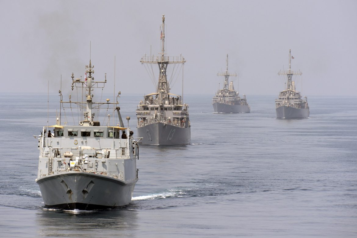 USS Hershel Williams Arrives in Spain after Africa tour