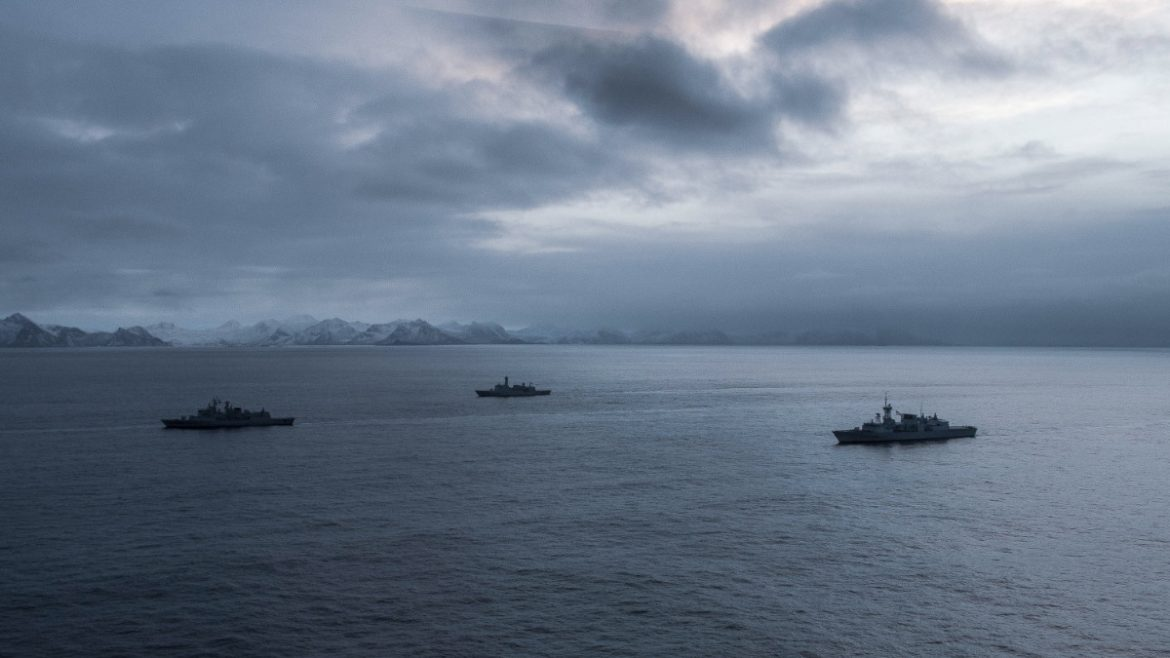 NATO Naval Forces participate in Flotex Silver 20
