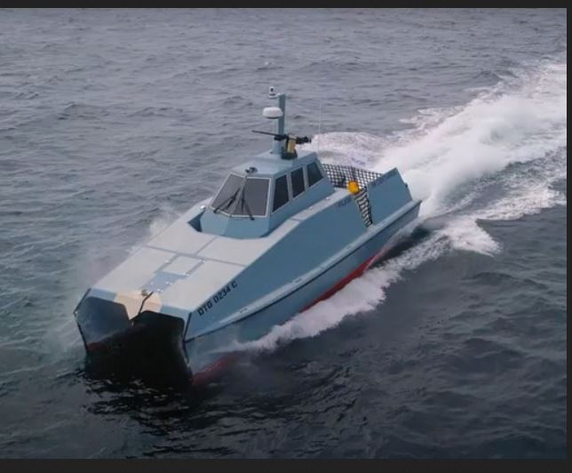 Milkor's MN Centurion to be demonstrated in the Middle East after completing sea trials