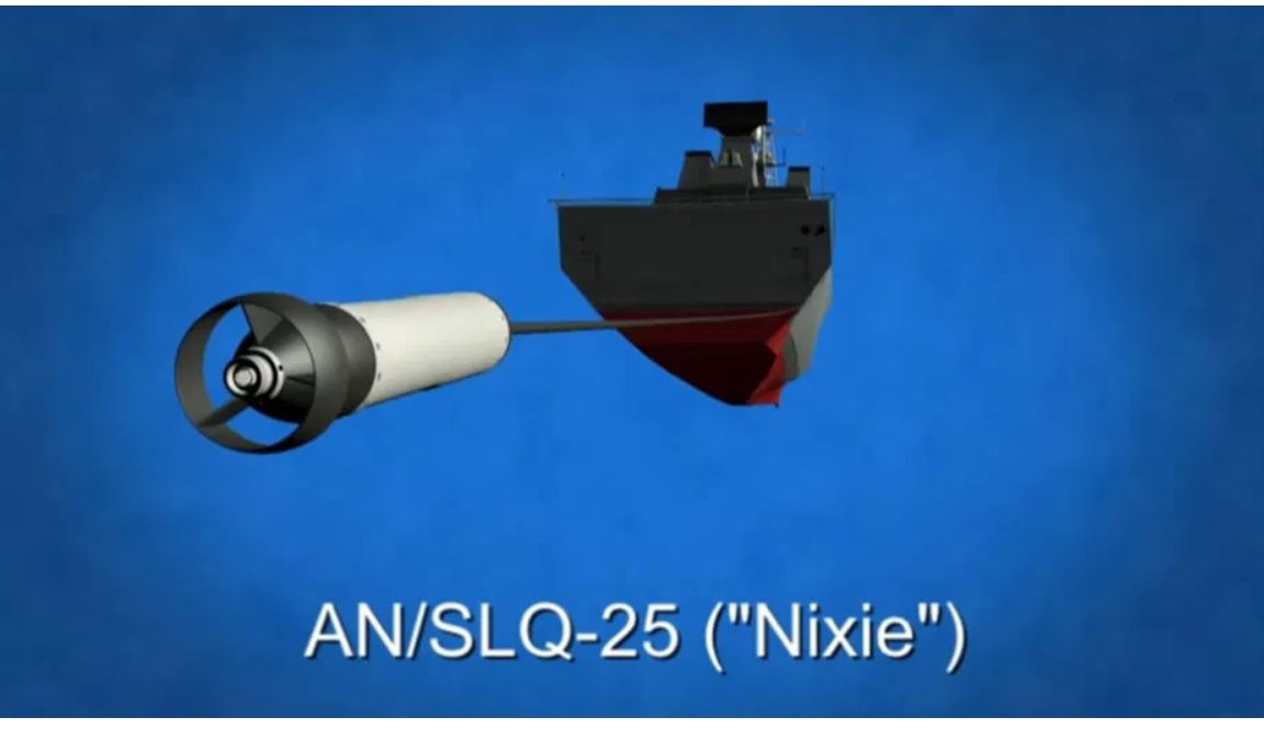 US Navy selects Ultra for NIXIE electro-acoustic towed torpedo countermeasure system