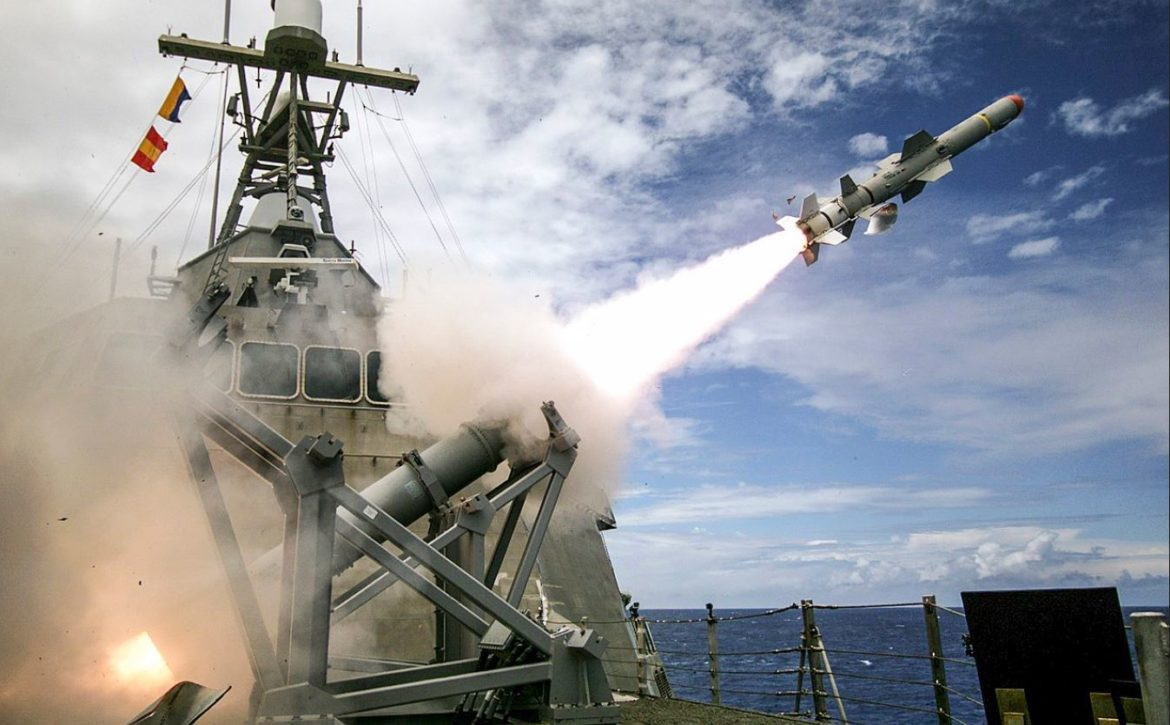 Babcock wins RN's Harpoon missile in-service support contract extension