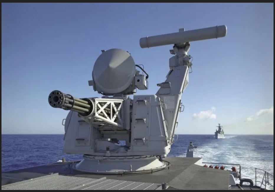 Dutch Navy plans to have inner layer defence systems