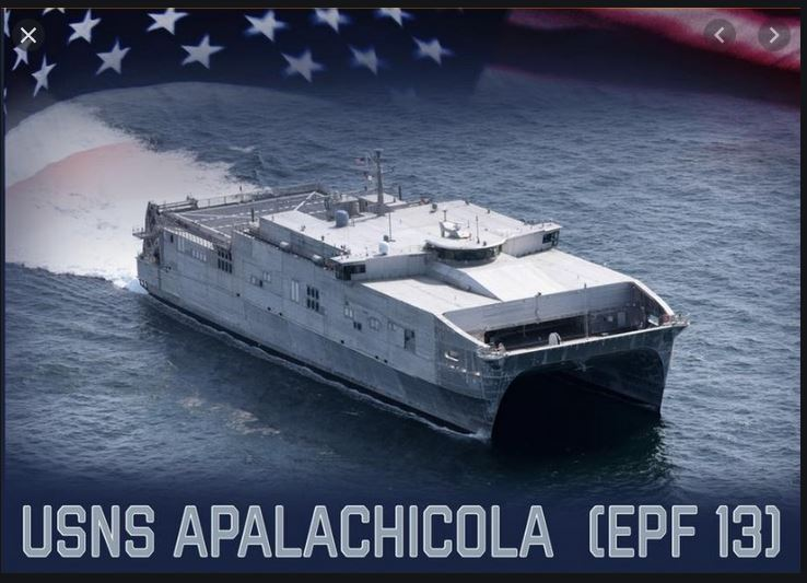 Austal: Keel laid for US Navy's 13th EPF