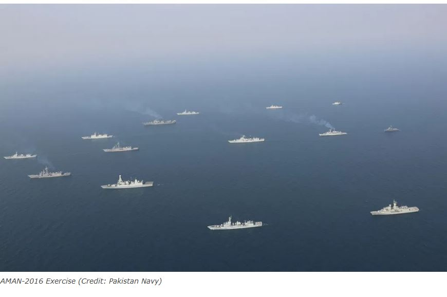 The increasing rapprochement between China and Pakistan Navies in the Indian Ocean