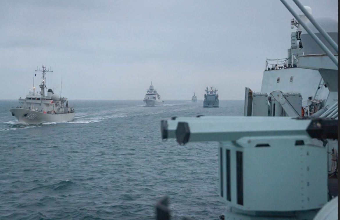 NATO forces train with the Royal Netherlands Navy, conduct Historical Ordnance Disposal Operations