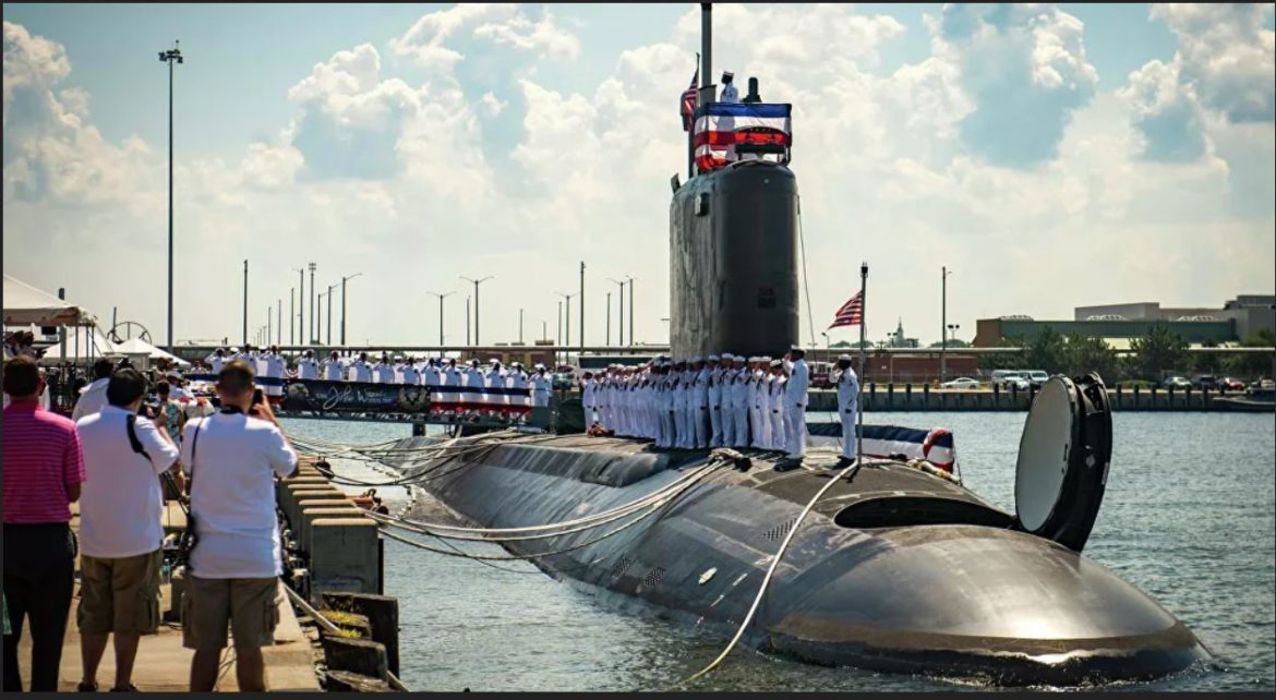 Media Claims US Submarine Was Ready to Sink Russian Warships After 2018 Strike in Syria