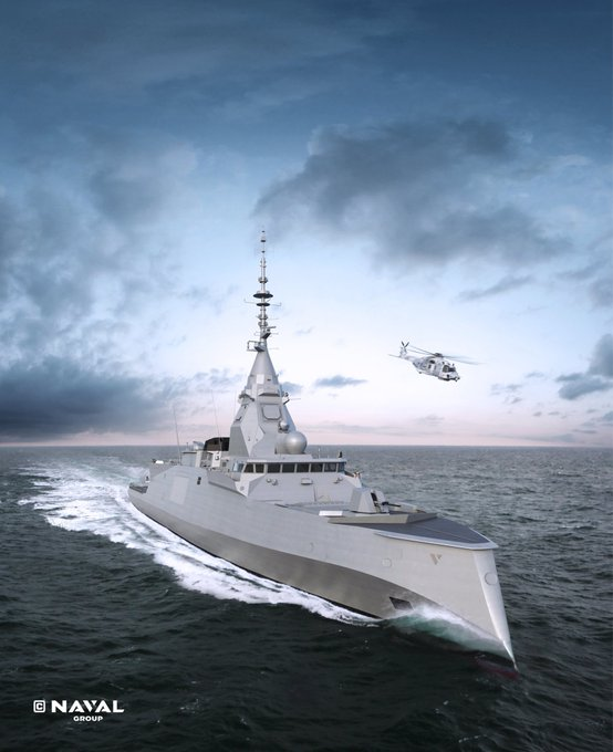 Naval Group gets deal for two more French Navy FDI frigates
