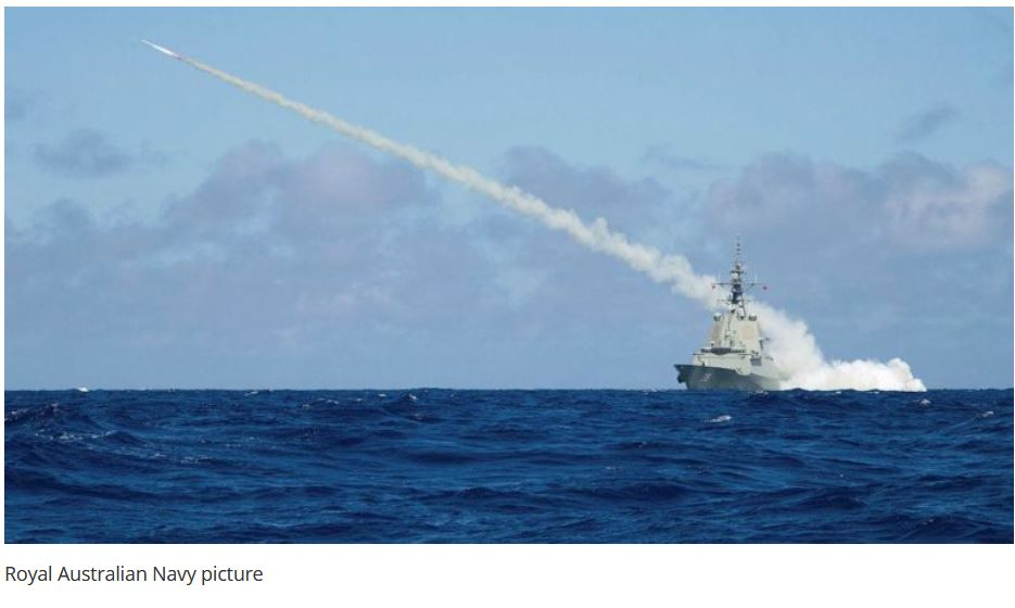 Australia to Accelerate creation of Sovereign Guided Weapons Enterprise