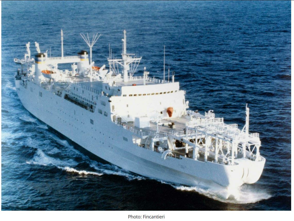 Fincantieri teams up with BMT on US Navy cable ship program