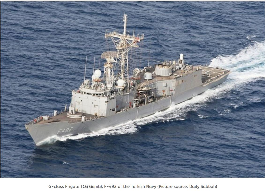 Turkey and US to hold joint drill in East Med