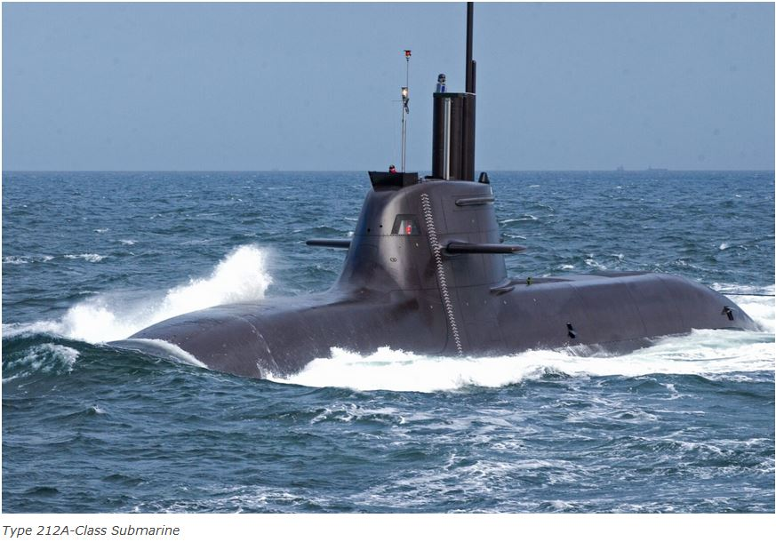 Norway agrees with TKMS on the procurement of 4 submarines