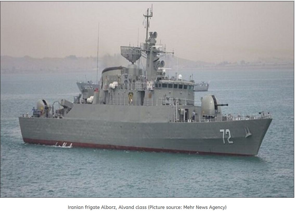 Iran, Pakistan hold joint maritime exercise in Persian Gulf