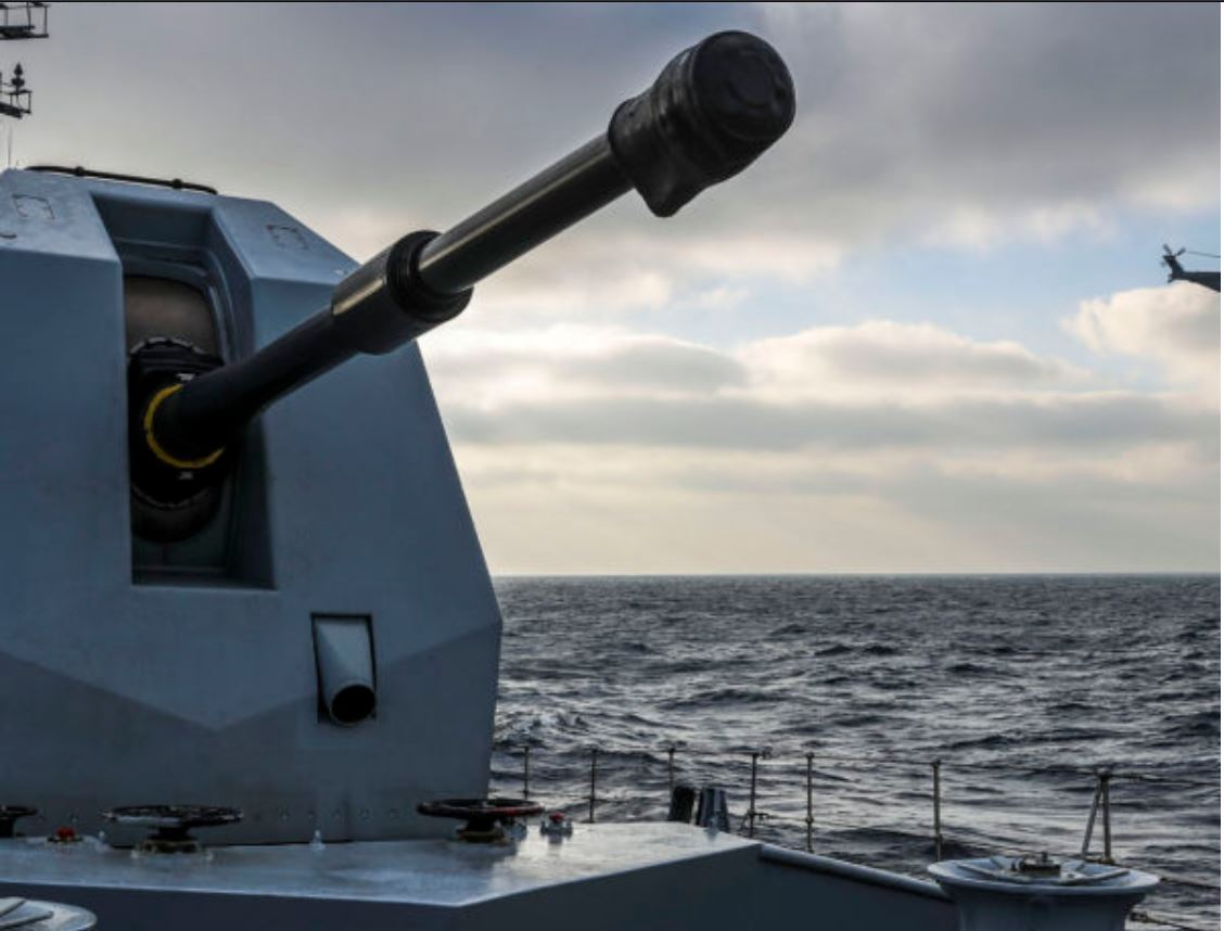 Babcock, BAE Systems awarded contract extension for Royal Navy MCG