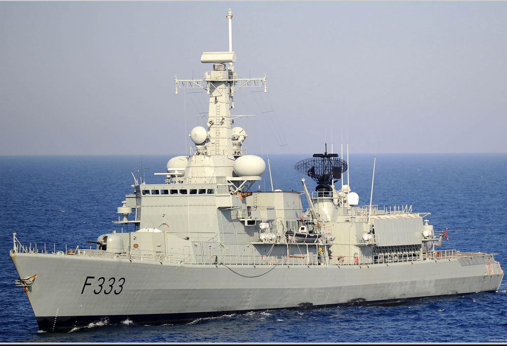 Alewijnse: Portuguese Navy frigate gets new multi-function consoles
