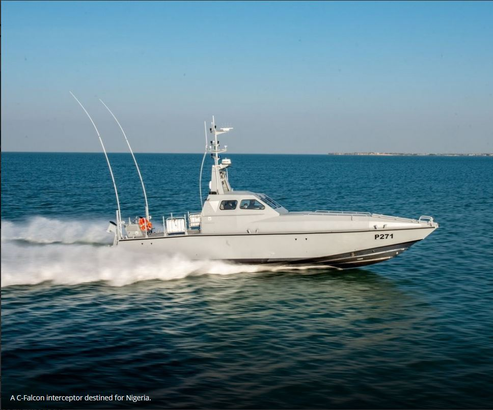 Nigerian Navy records substantial number of recent acquisitions