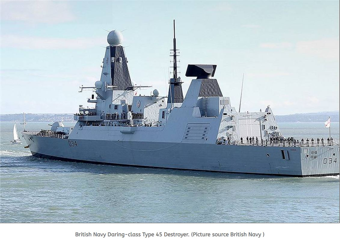 Rolls-Royce Defence contract to deliver support of MT30 and WR-21 marine engines of British Navy