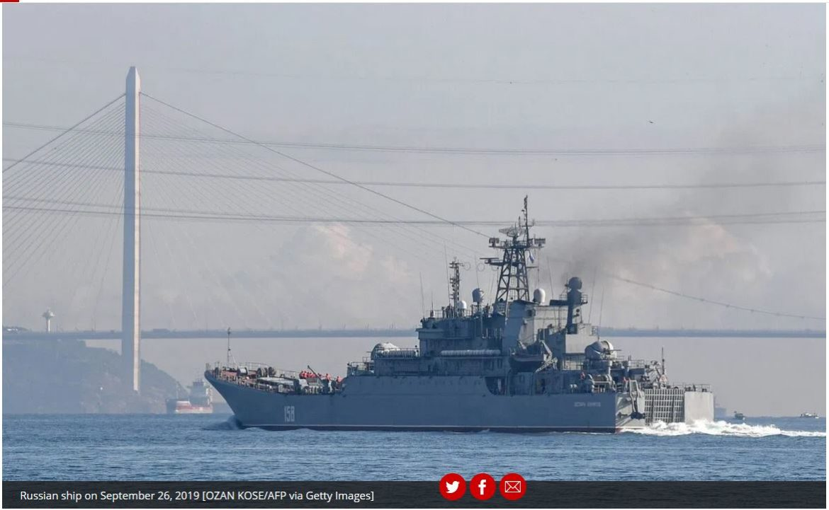 Russia denies Sudan naval base pact is suspended