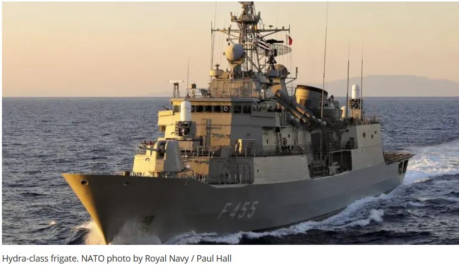 Hellenic Navy's Hydra-class frigates MLU: Limited Budget but Many Possibilities