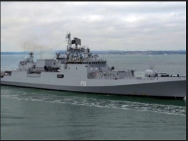 India, three EU nations – Spain, France and Italy – kick off naval drill in Gulf of Aden