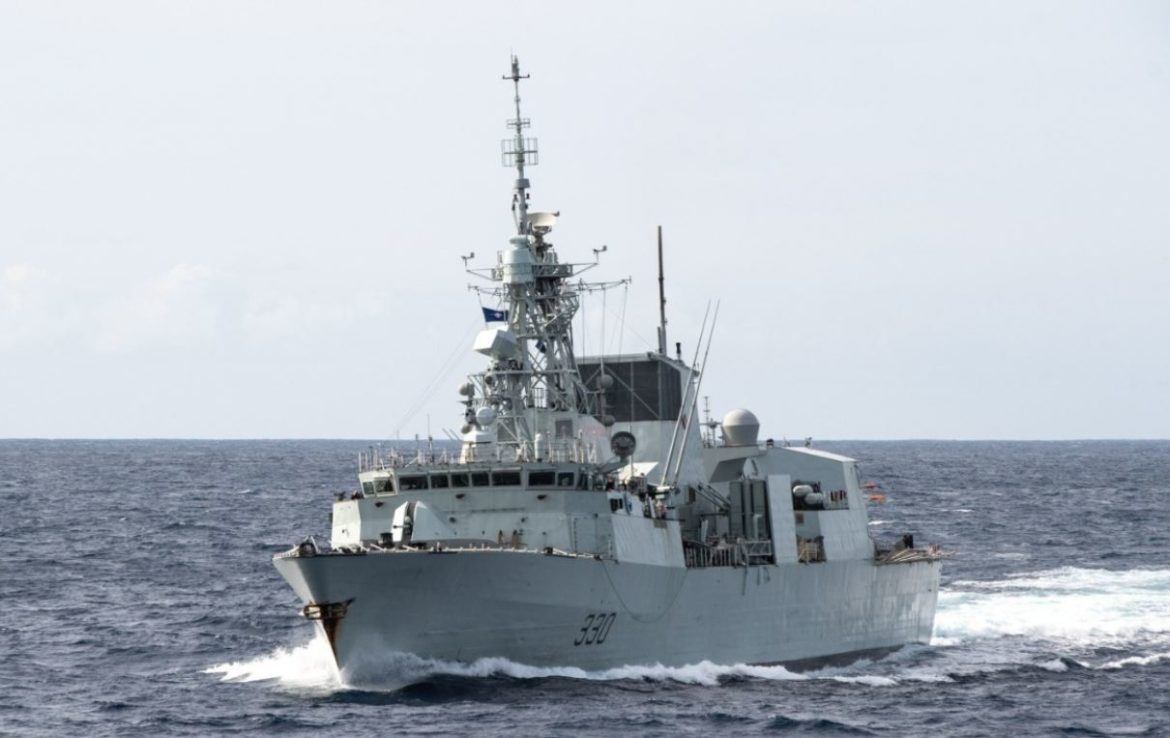 NATO Exercise Dynamic Mongoose 21 Underway in High North