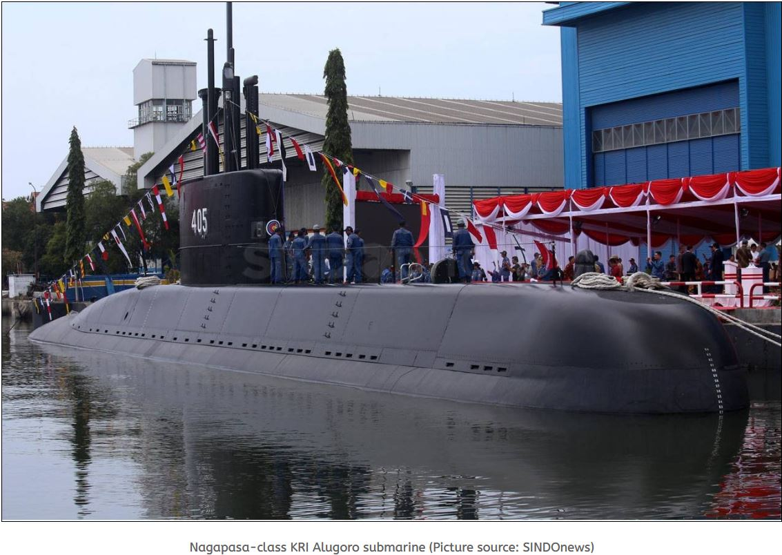 Indonesia wants to expand its submarines fleet