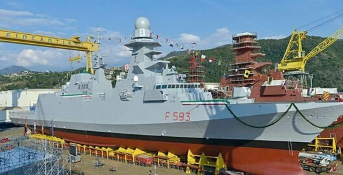 Indonesia selects FREMM design for frigate programme but questions remain over funding