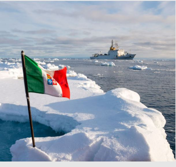 Navy: the campaign in Arctic High North21 begins