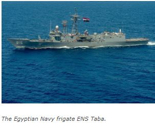 VSE Corporation continues to provide technical support for Egyptian Navy