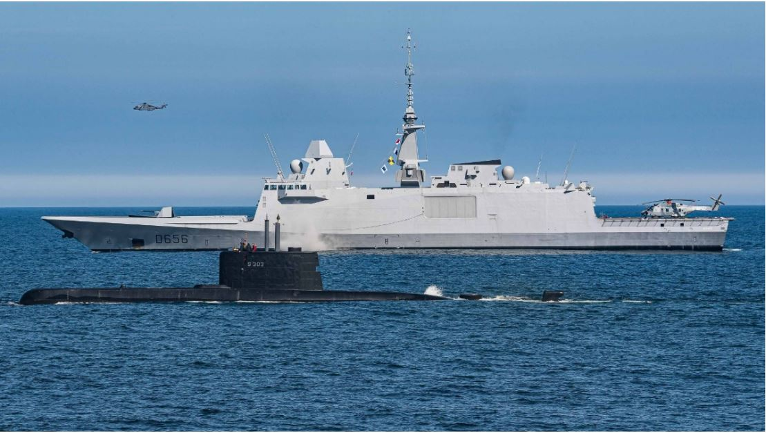 STANDING NATO MARITIME GROUP ONE COMPLETES EXERCISE DYNAMIC MONGOOSE 21
