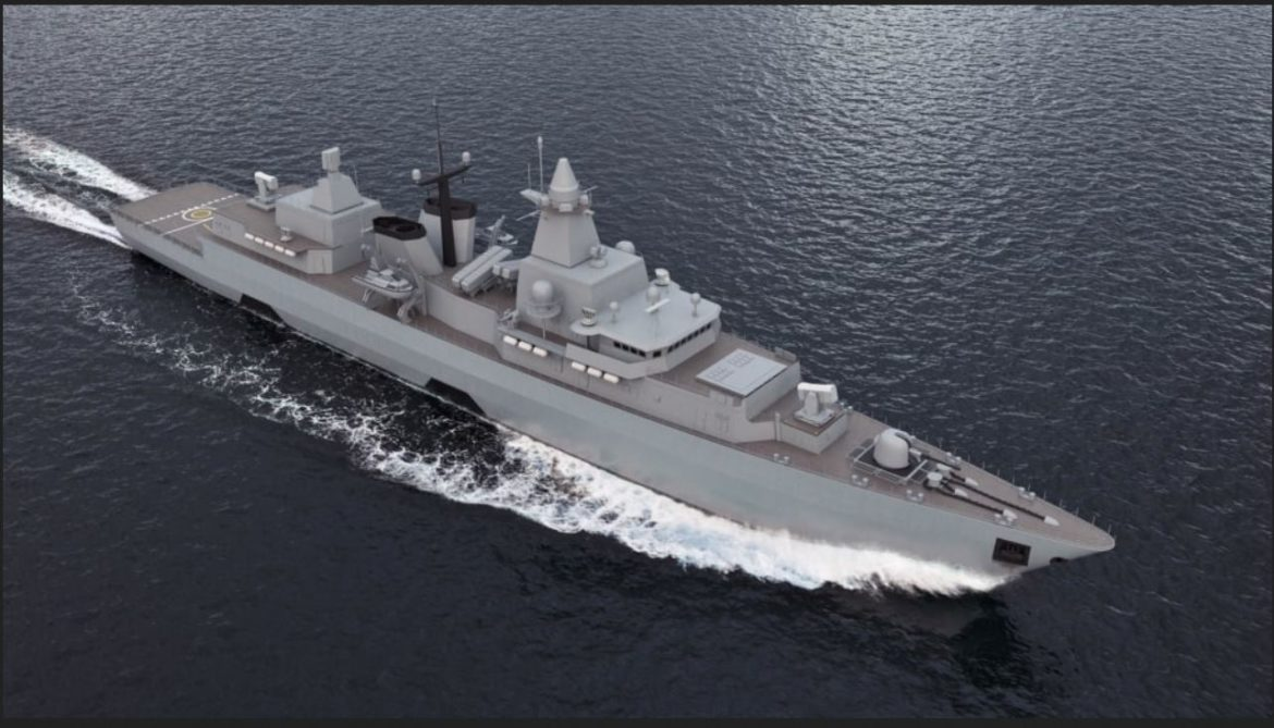 Saab inks contract for German Navy's F123 frigates