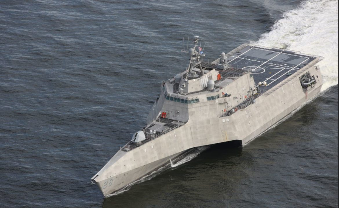 Austal to support entire USN LCS fleet with new SEC contract