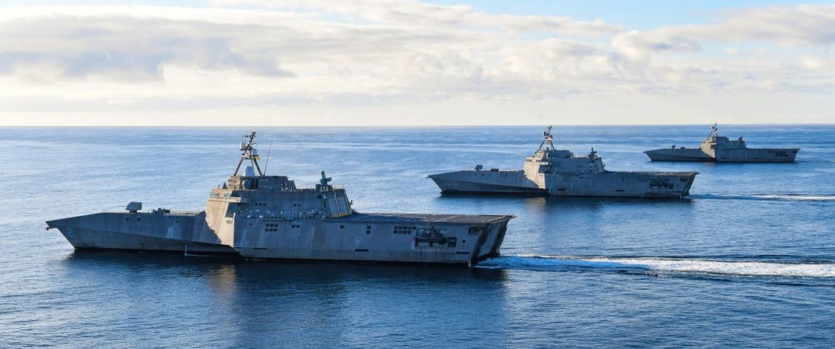 Austal inks maintenance and modernization deal for all San Diego-based LCSs