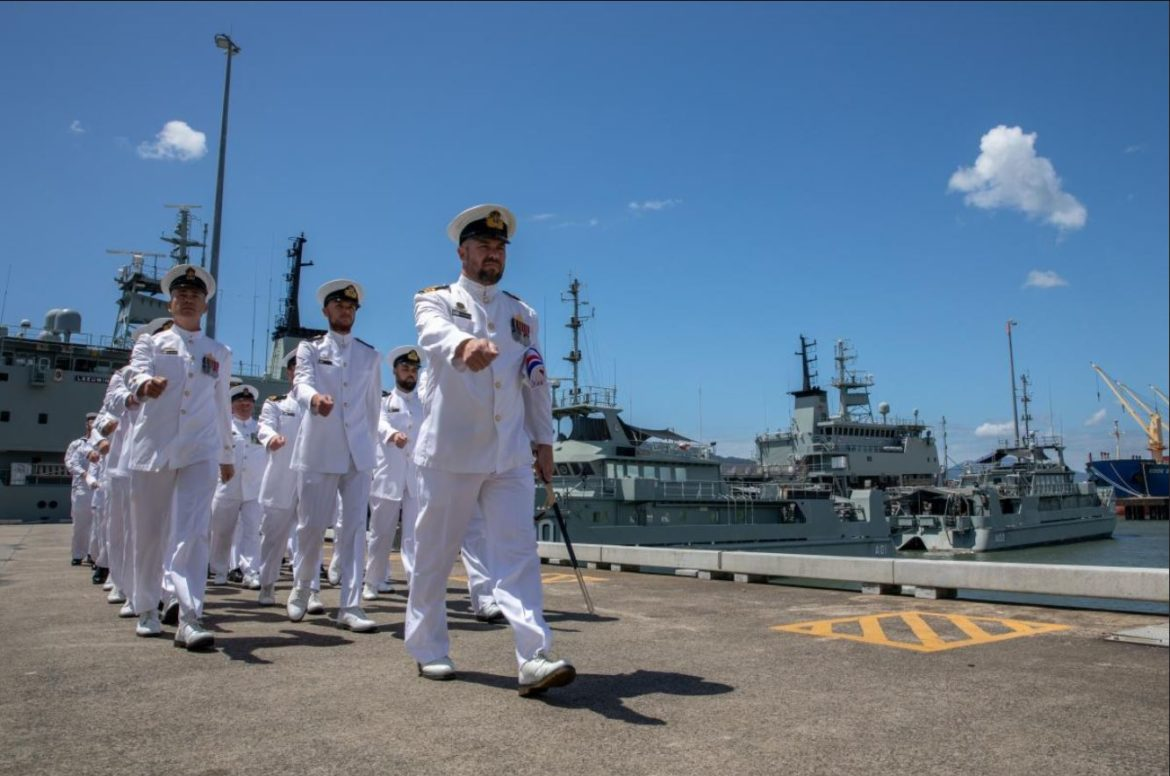 Royal Australian Navy retires two of its oldest vessels