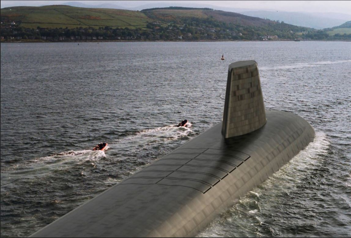 BAE Systems signs £85 million deal for Royal Navy's next-gen submarines