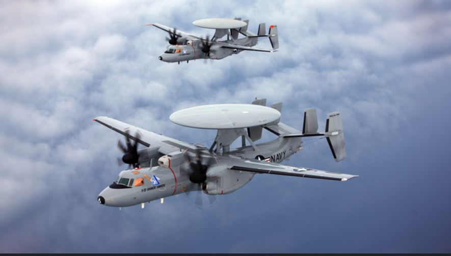 BAE Systems gets $26 million contract to provide IFF for US Navy E-2D Hawkeye