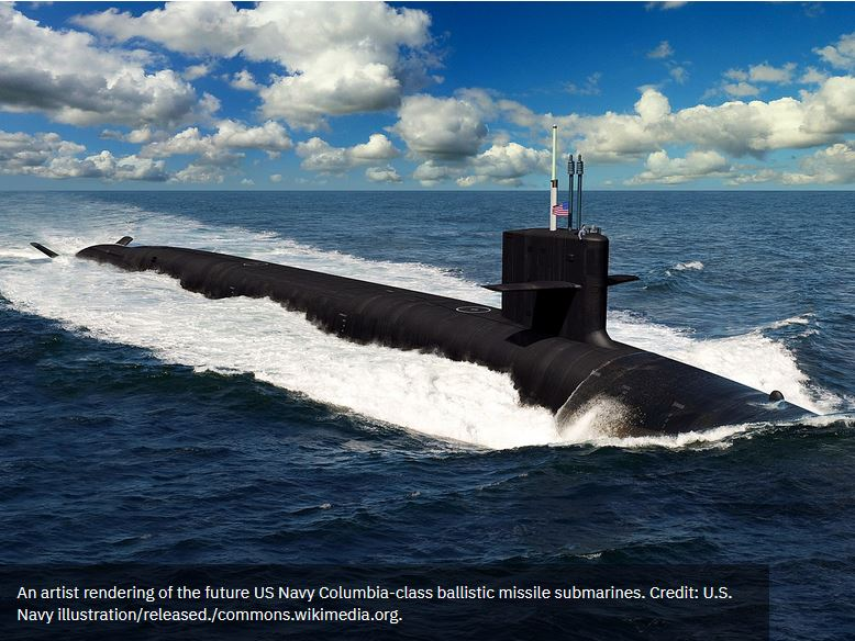 Curtiss-Wright to support US Navy's nuclear-powered vessels