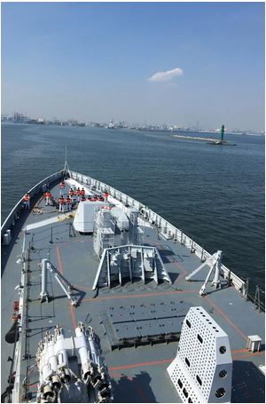 Indian and Indonesian navies conduct Exercise Samudra Shakti