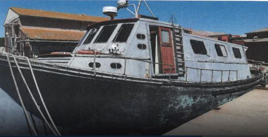 Department of Defence selling derelict ex-Special Forces vessels