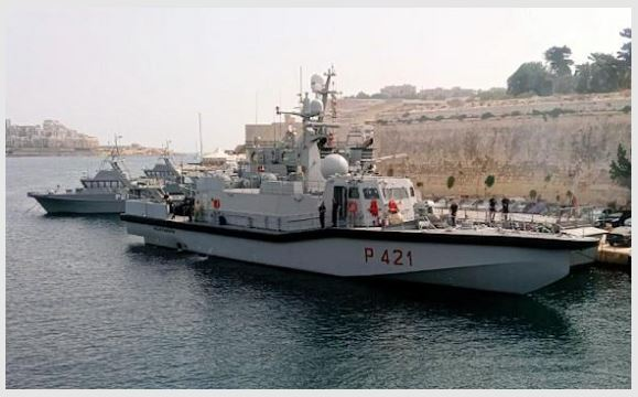MALTA: NAVE TULLIO TEDESCHI SUPPORTS COOPERATION IN THE FIELD OF SPECIAL FORCES IN THE MARITIME CONTEXT
