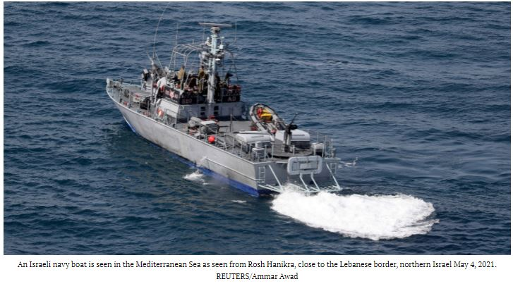 Israeli Navy, US Navy's Fifth Fleet Hold 'Historic' Exercise in Red Sea